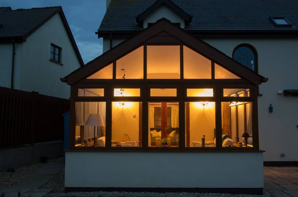 Warmer Conservatories With Tiled Roofs